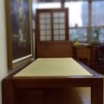 Tatami Interlocking Platform Bed Japanese Frame Design