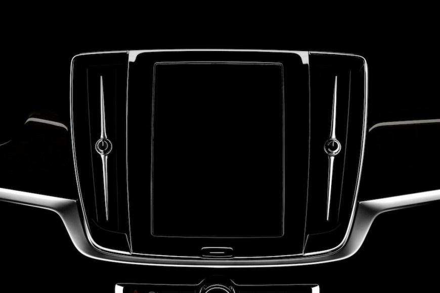 Detail Display Silhouette Volvo S90/V90