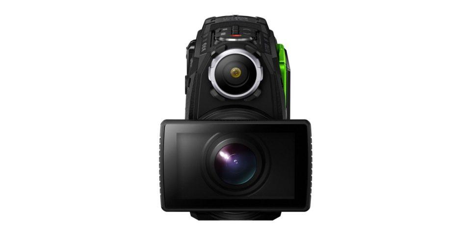 Olympus Tought TG-Tracker je kamera za gospodu koja preferiraju akciju i robusnost