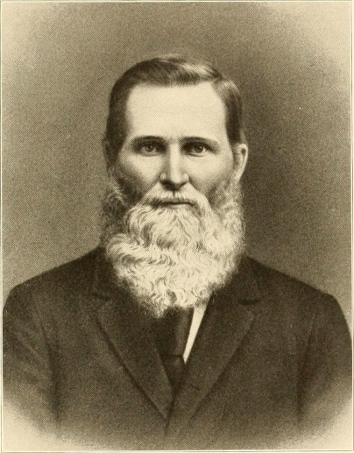 James Yarbrough, okrug Schuyler, Illinois, SAD