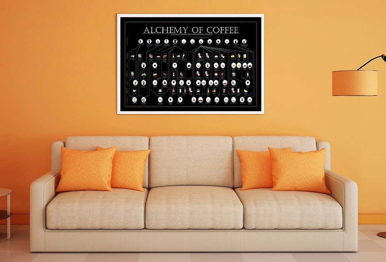 SAVRŠENA KAVA Uljepšajte interijer, ali i naučite tajne recepture uz alkemiju kave