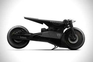 PROZOR U BUDUĆNOST A ovako će, gospodo, izgledati motocikli u skoroj budućnosti