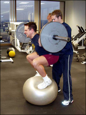 Signs Your Trainer is Wasting Your Time & Money, Part 1: Mr. Stability
