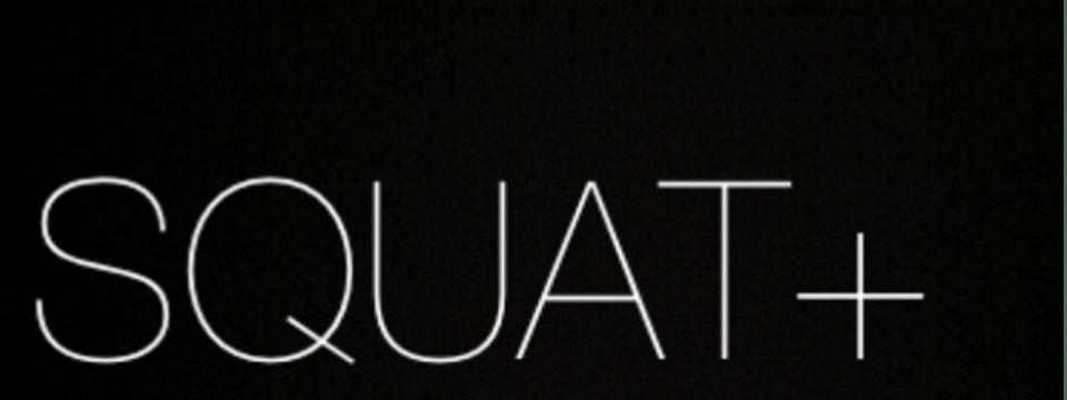 Squat+ Program. Four Weeks To A Bigger Squat!