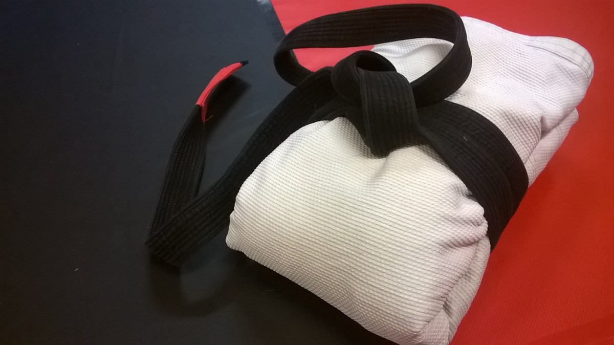Advanced Jiu-Jitsu Gi Hacks