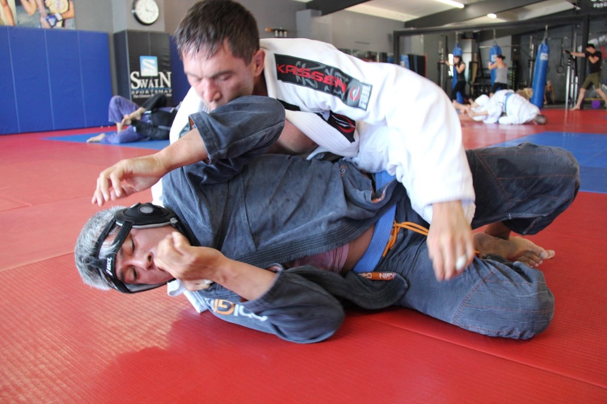 How to get to Purple Belt in BJJ