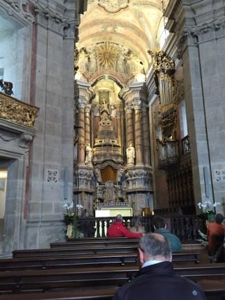 Des églises richement décorées