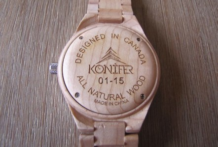 Konifer Watch avis 2