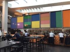 Le restaurant design de la Caa de Musica