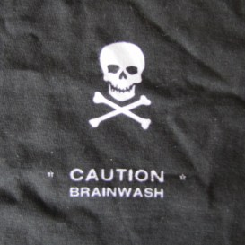 tee shirt Brainwash Mass Media t-shirt 2