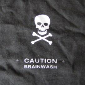 tee shirt Brainwash Mass Media t-shirt 2