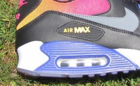 Air max 90 bulle d'air