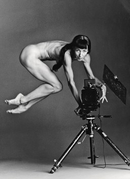 Sylvie Guillem au naturel