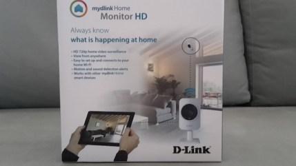 DCH-100KT de D-Link boite camera