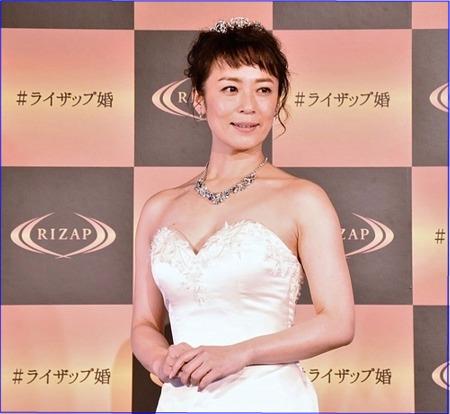 佐藤仁美さんのスリムアップした美ボディが更に進化!しかし問題が!?