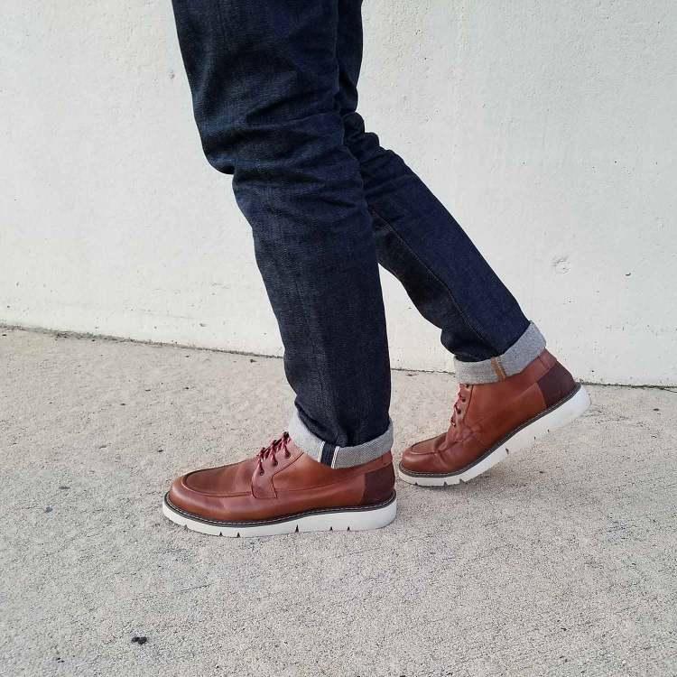 Brown Pikolinos Boots | GENTLEMAN WITHIN