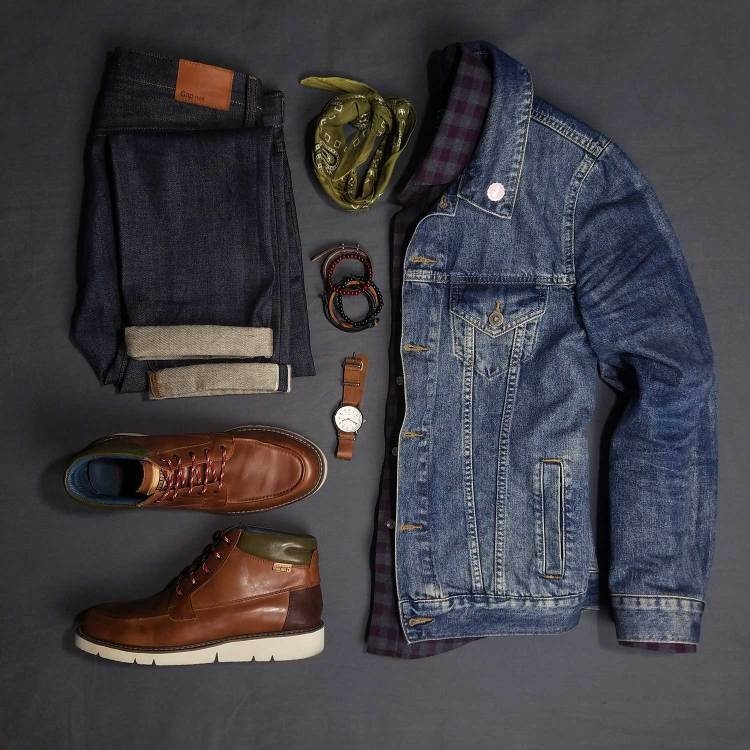 Back To School Denim on Denim | GENTLEMAN WITHIN