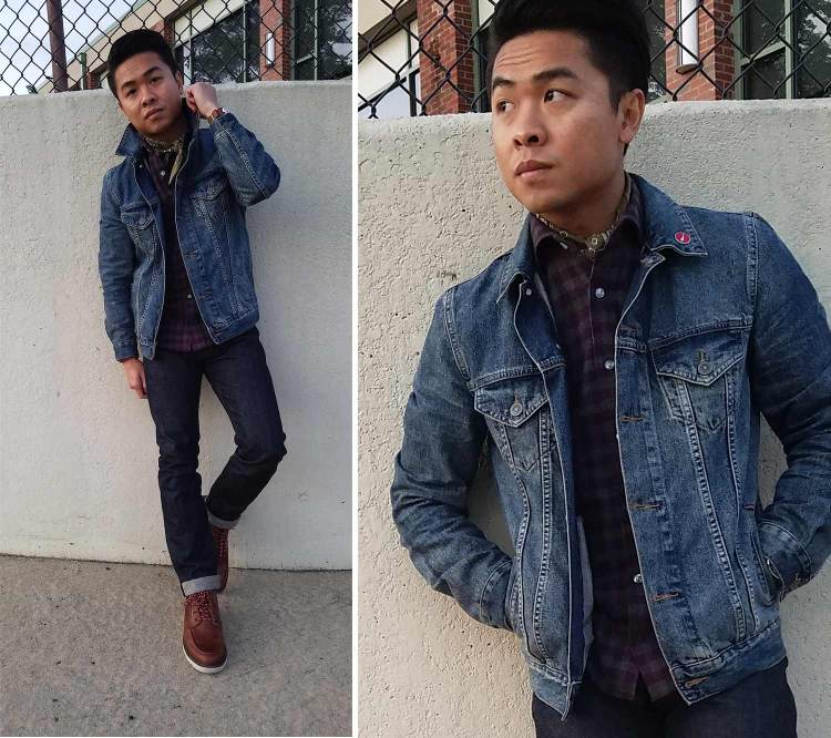 Denim On Denim Look | GENTLEMAN WITHIN