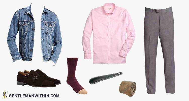 New Business Casual - Styled 5 Ways | The Denim Jacket