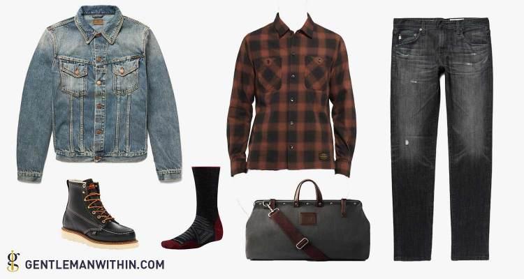 On The Edge - Styled 5 Ways | The Denim Jacket