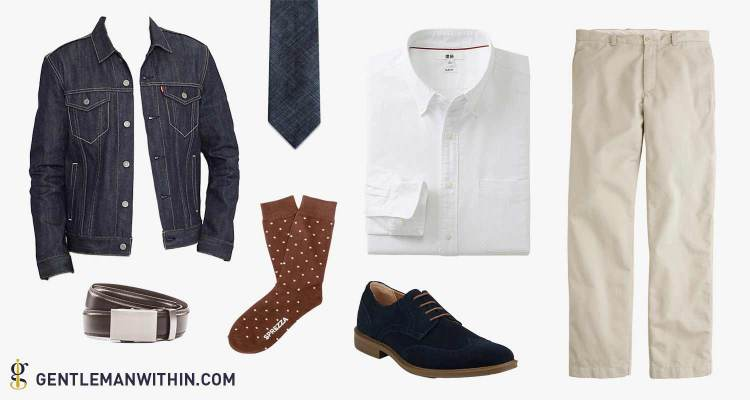 Urban Business Class - Styled 5 Ways | The Denim Jacket