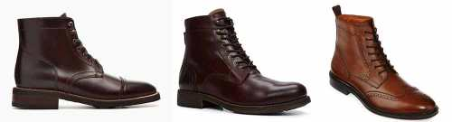 Brown Boots Budget