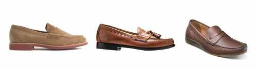 Brown Loafers Budget