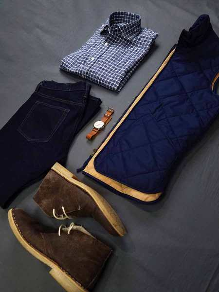 Casual Weekender Outfit