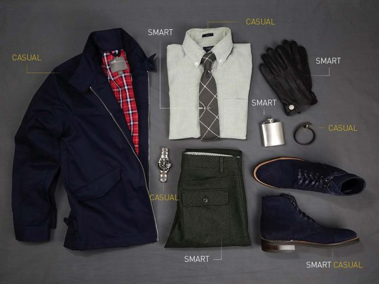 Smart Casual Getup | GENTLEMAN WITHIN