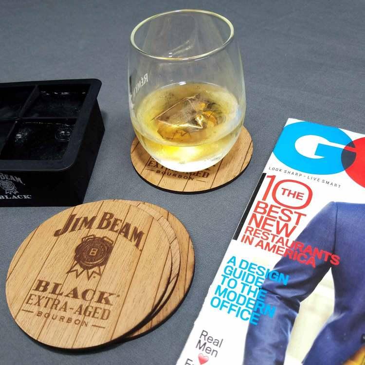 Bourbon and GQ