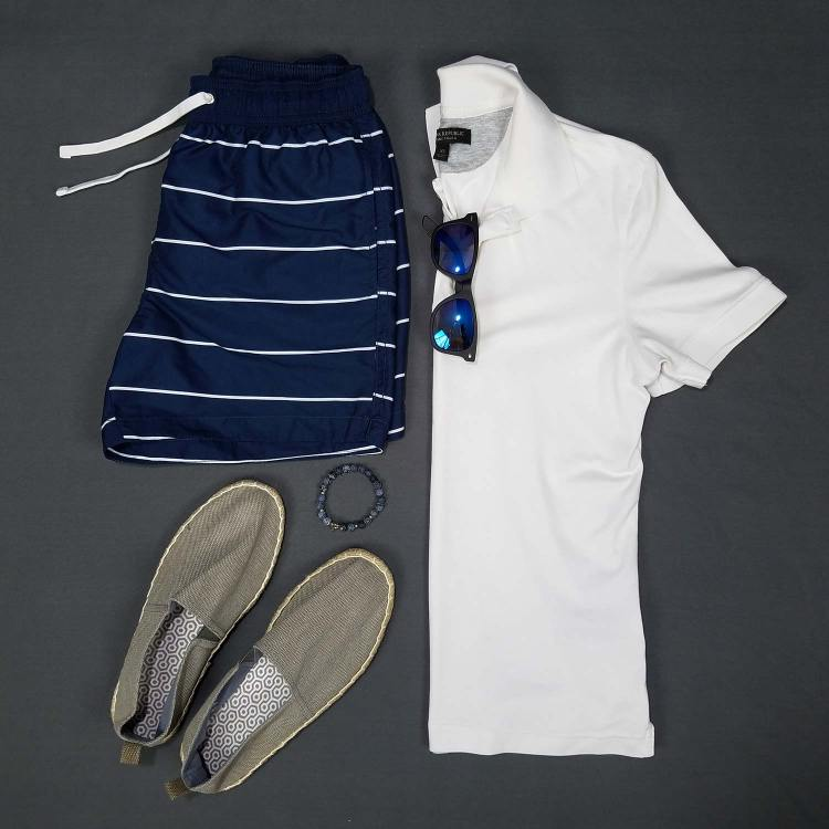 The Summer Beach Bum Outfit 2 | GENTLEMAN WITHIN