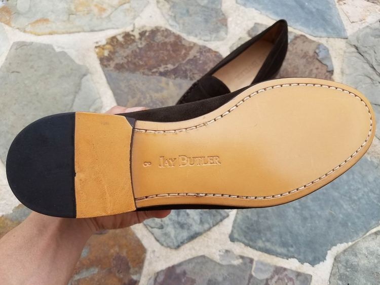 Jay Butler Leather Sole | GENTLEMAN WITHIN