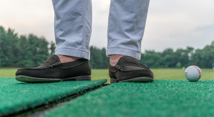 Jay Butler At The Driving Range | GENTLEMAN WITHIN