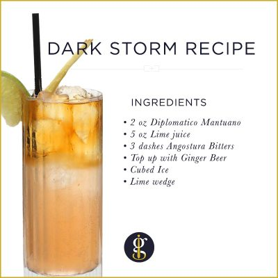 The Dark Storm Recipe