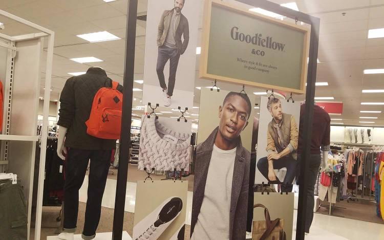 Goodfellow & Co. Display | GENTLEMAN WITHIN