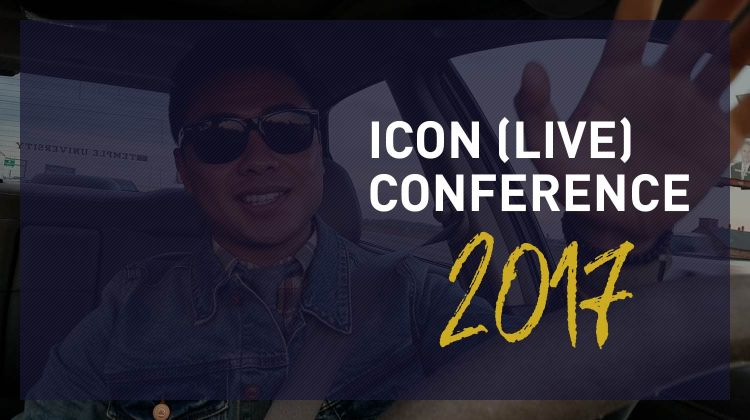 ICON (Live) Conference 2017 | GENTLEMAN WITHIN