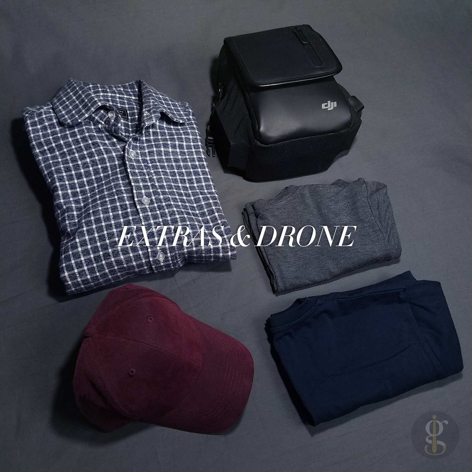 Extras & Drone   GENTLEMAN WITHIN