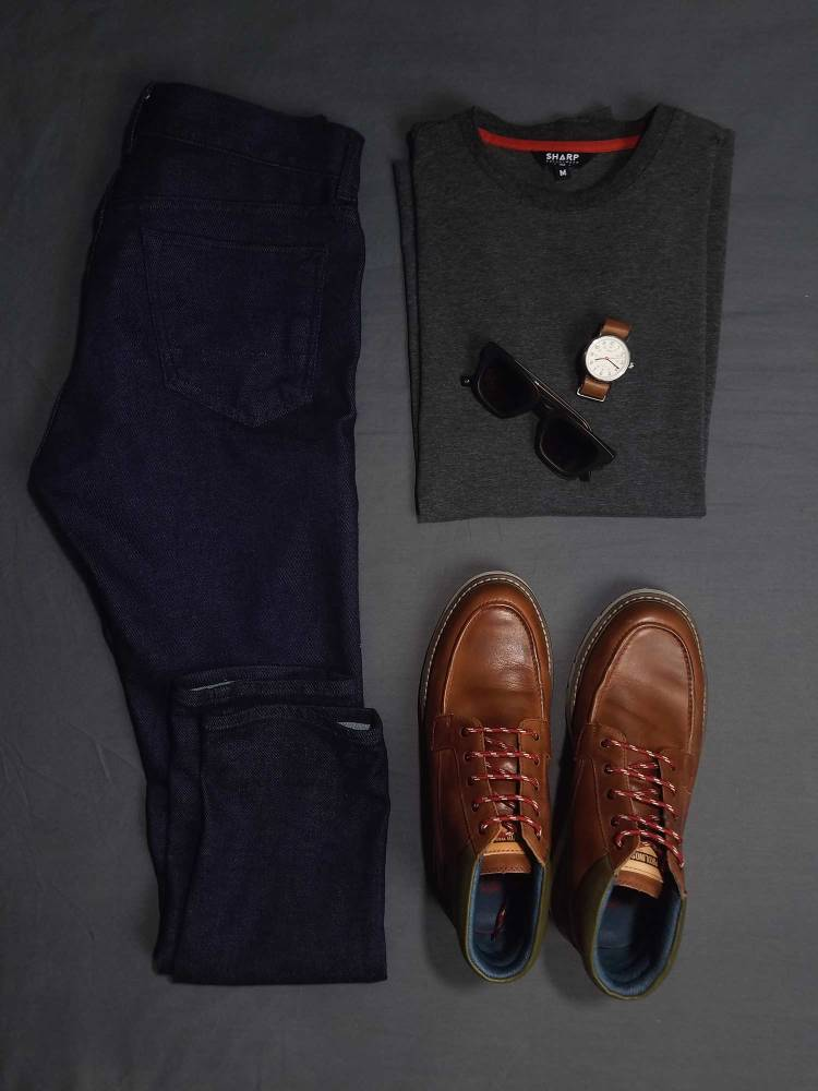 Transitioning From Summer To Fall Flatlay 1 | GENTLEMAN WITHIN