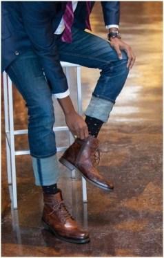 Brogue Dress Boot Look 5