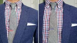 Look 2: Slim Tie | GENTLEMAN WITHIN