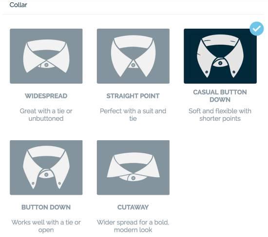 MTailor Custom Shirt Details | GENTLEMAN WITHIN