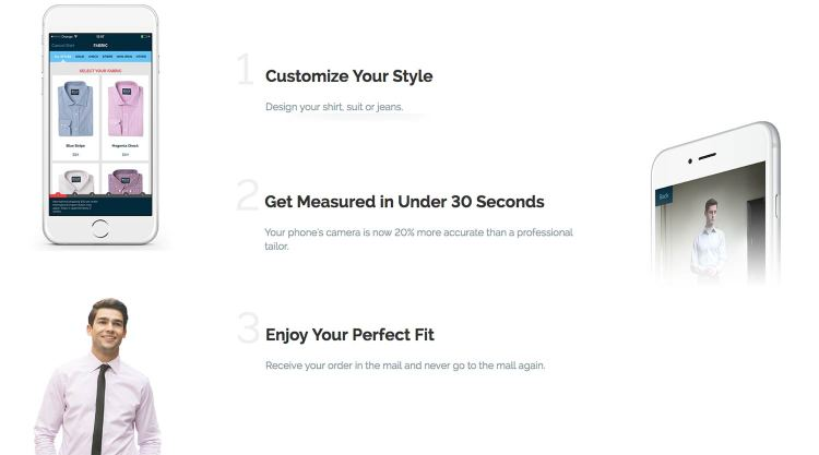 MTailor Simple 3 Step Process | GENTLEMAN WITHIN