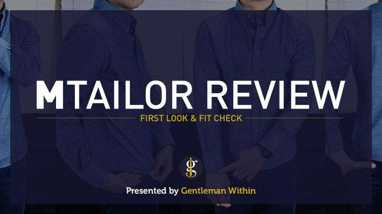 MTailor Custom Shirt Review: A First Look & Fit Check