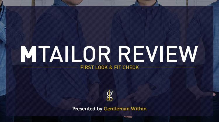 MTailor Custom Shirt Review: Perfect Fit Guaranteed