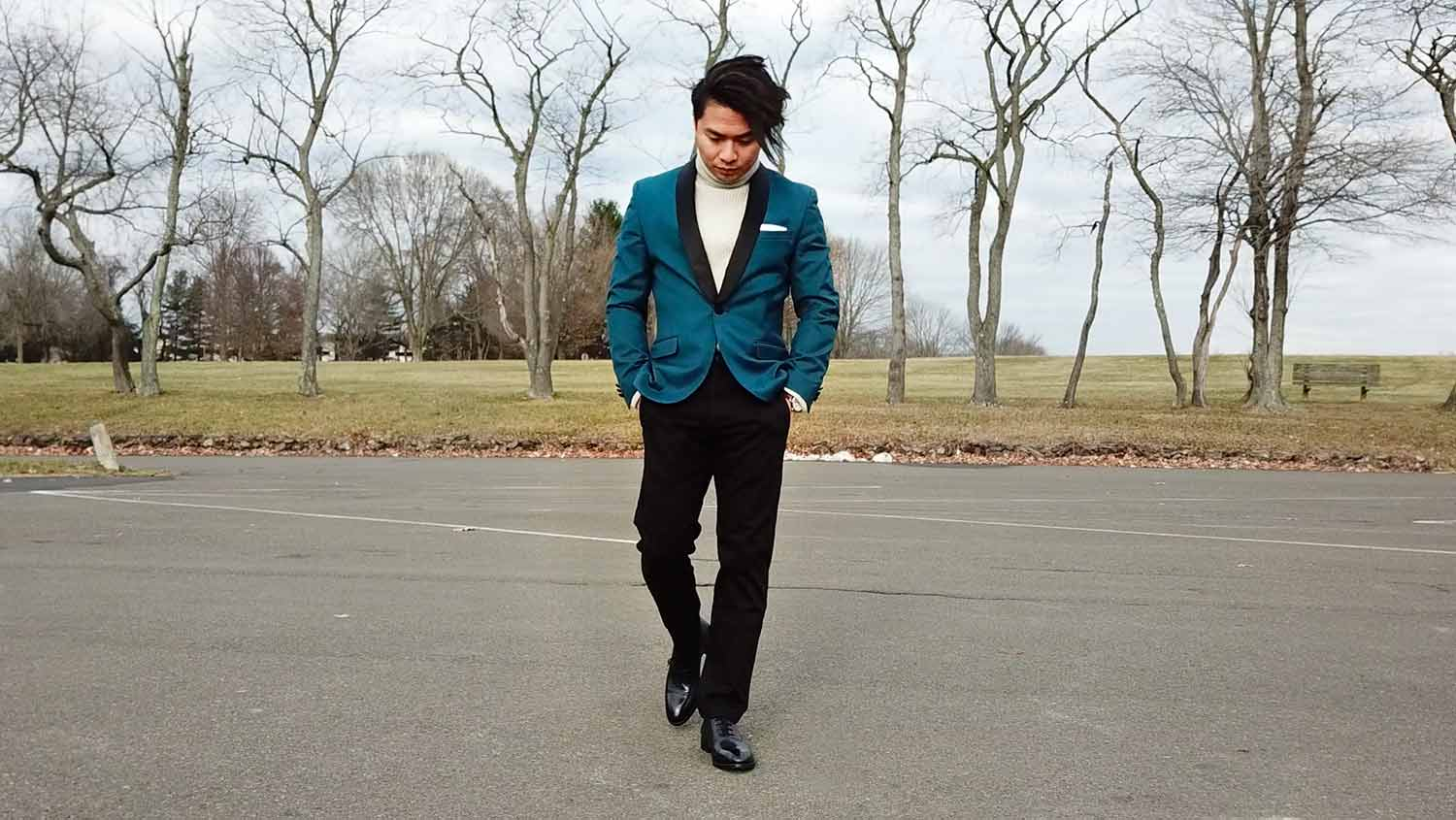 Look 3: Stay Elevated   GENTLEMAN WITHIN