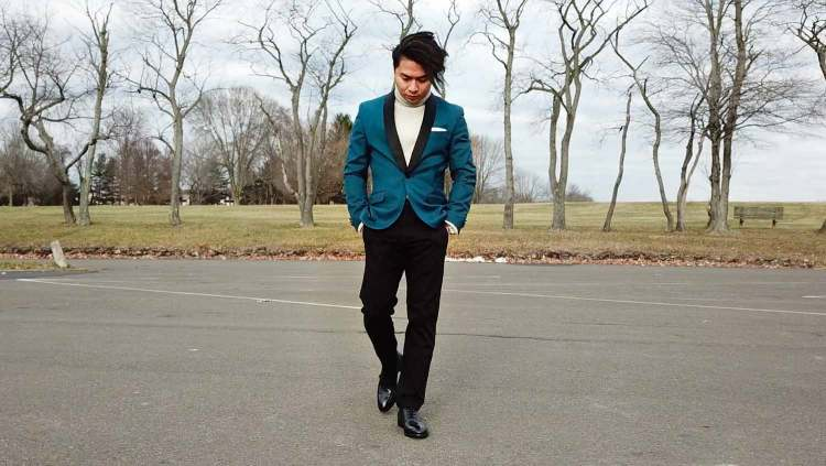 Look 3: Stay Elevated | GENTLEMAN WITHIN