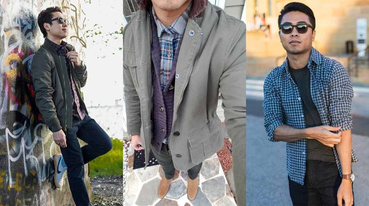 Tailor Store Flannel Shirts