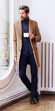 Camel Overcoat Look 3