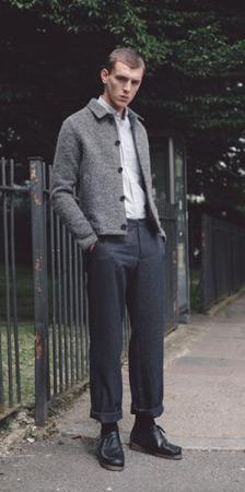 Wide Leg Trousers Look 1