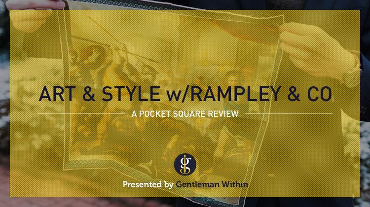 Art And Style With Rampley And Co   GENTLEMAN WITHIN